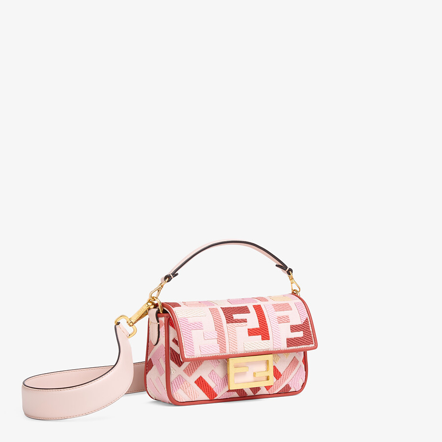 FENDI BAGUETTE - Bag from the Lunar New Year Limited Capsule Collection - view 2 detail
