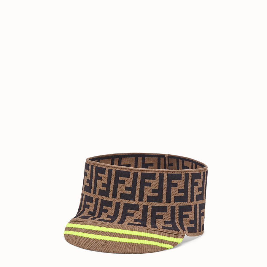 FENDI FF BAND - Fendi Roma Amor knit band - view 1 detail