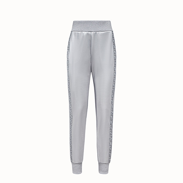 FENDI TROUSERS - Fendi Prints On jogging trousers in tech fabric - view 1 small thumbnail