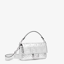 FENDI BAGUETTE - Fendi Prints On leather bag - view 3 thumbnail