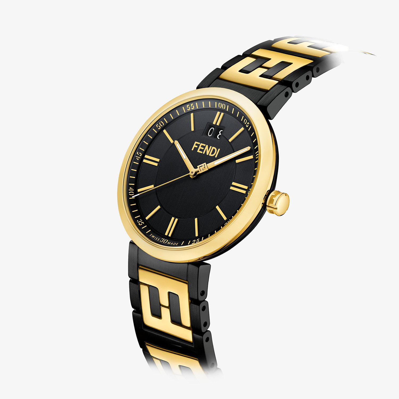FENDI FOREVER FENDI - 39 MM - Watch with FF logo bracelet - view 3 detail