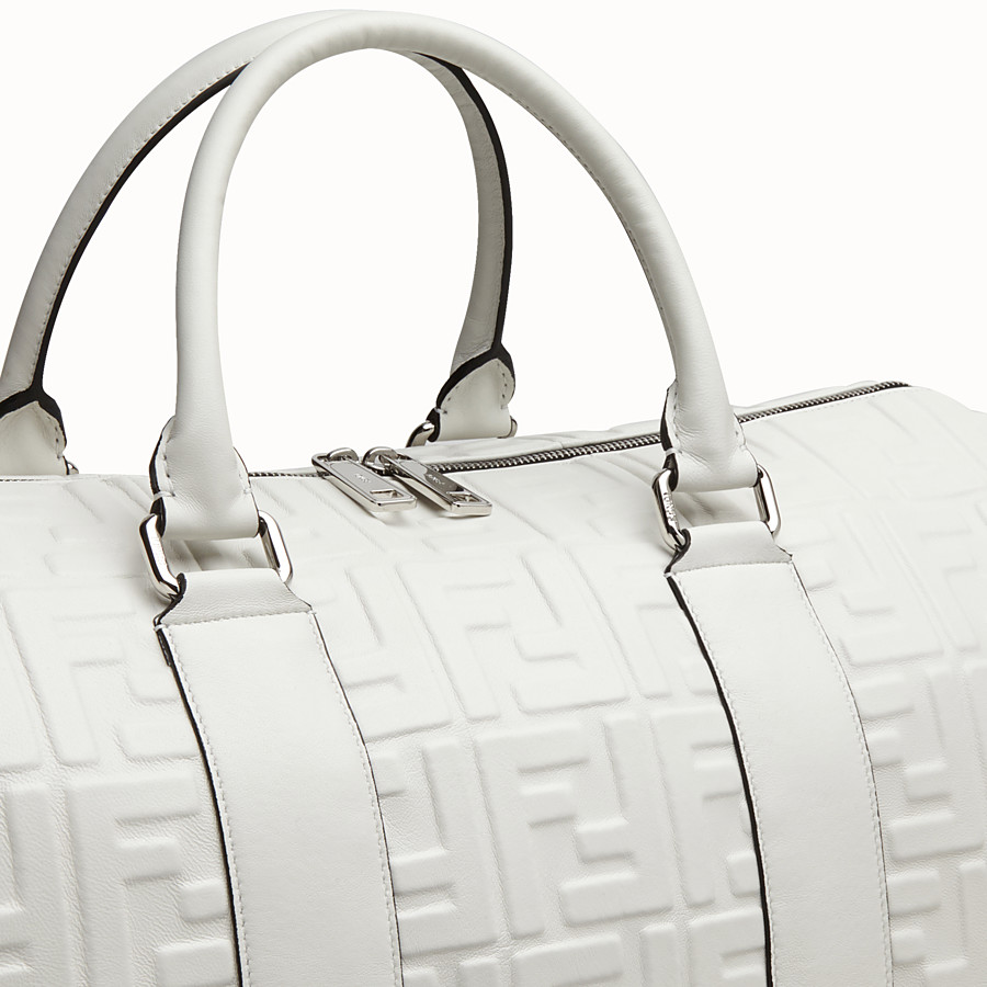 FENDI SATCHEL - Fendi Prints On nappa leather holdall - view 5 detail