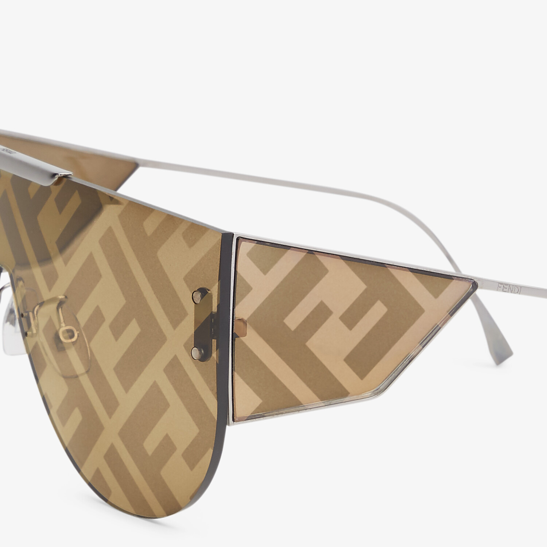 FENDI FABULOUS 2.0 - Brown sunglasses - view 3 detail