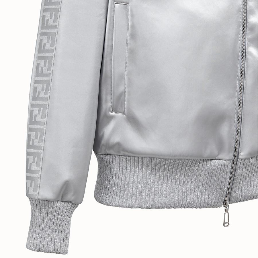 FENDI FELPA - Felpa Fendi Prints On in jersey - vista 3 dettaglio