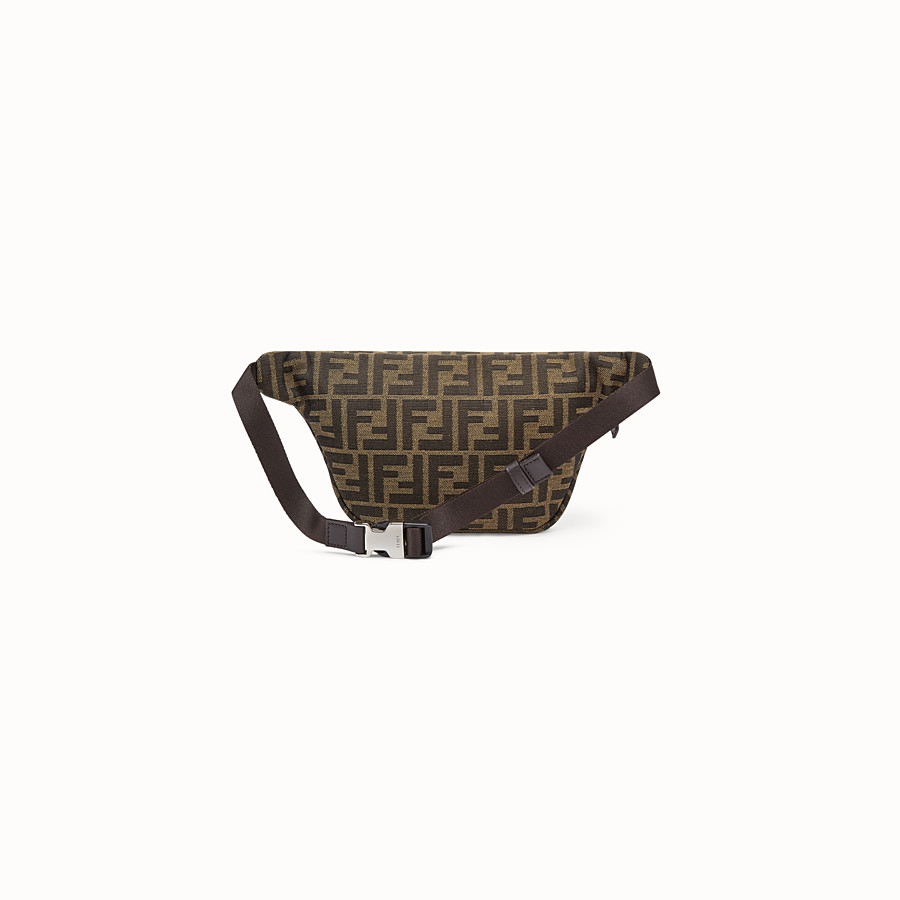 FENDI BABY BELT BAG - Fendi Roma Amor canvas belt bag - view 2 detail
