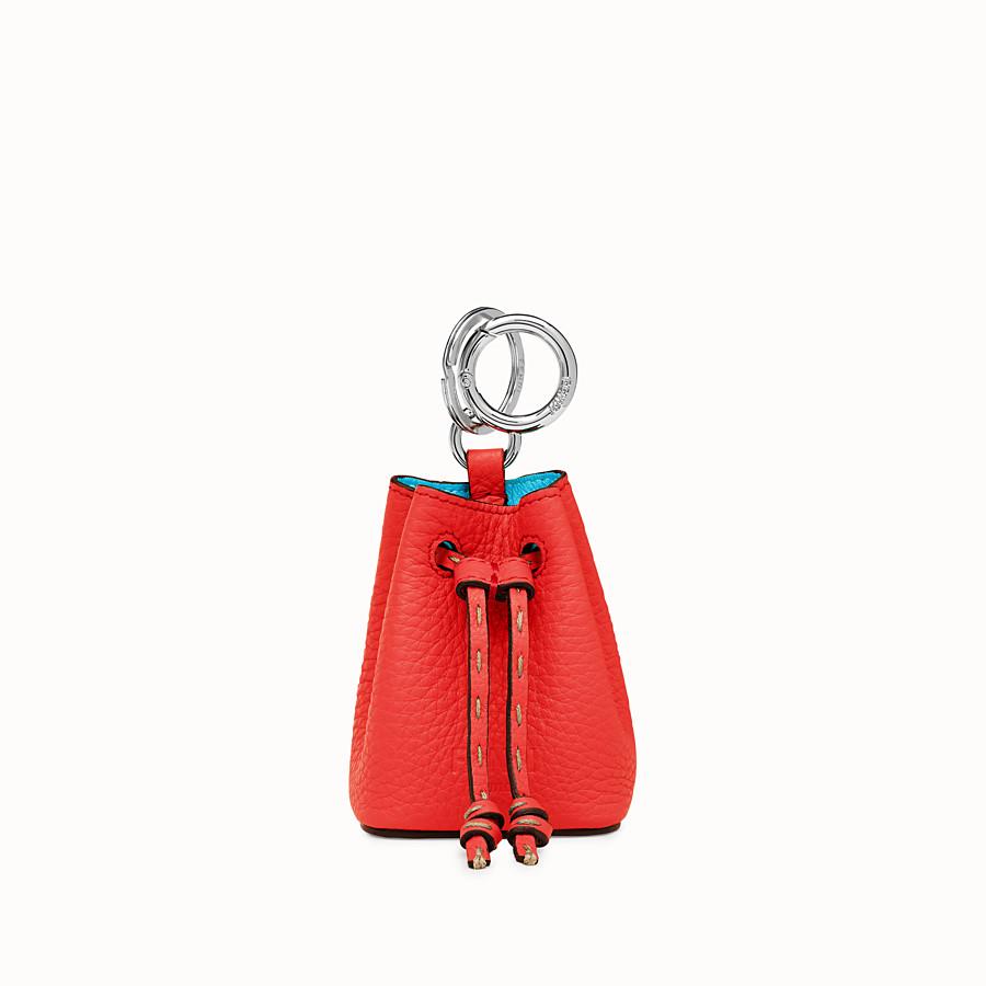 FENDI MICRO MON TRESOR CHARM - Fendi Roma Amor leather charm - view 2 detail