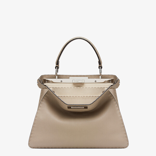 Selleria-Tasche in Taupe