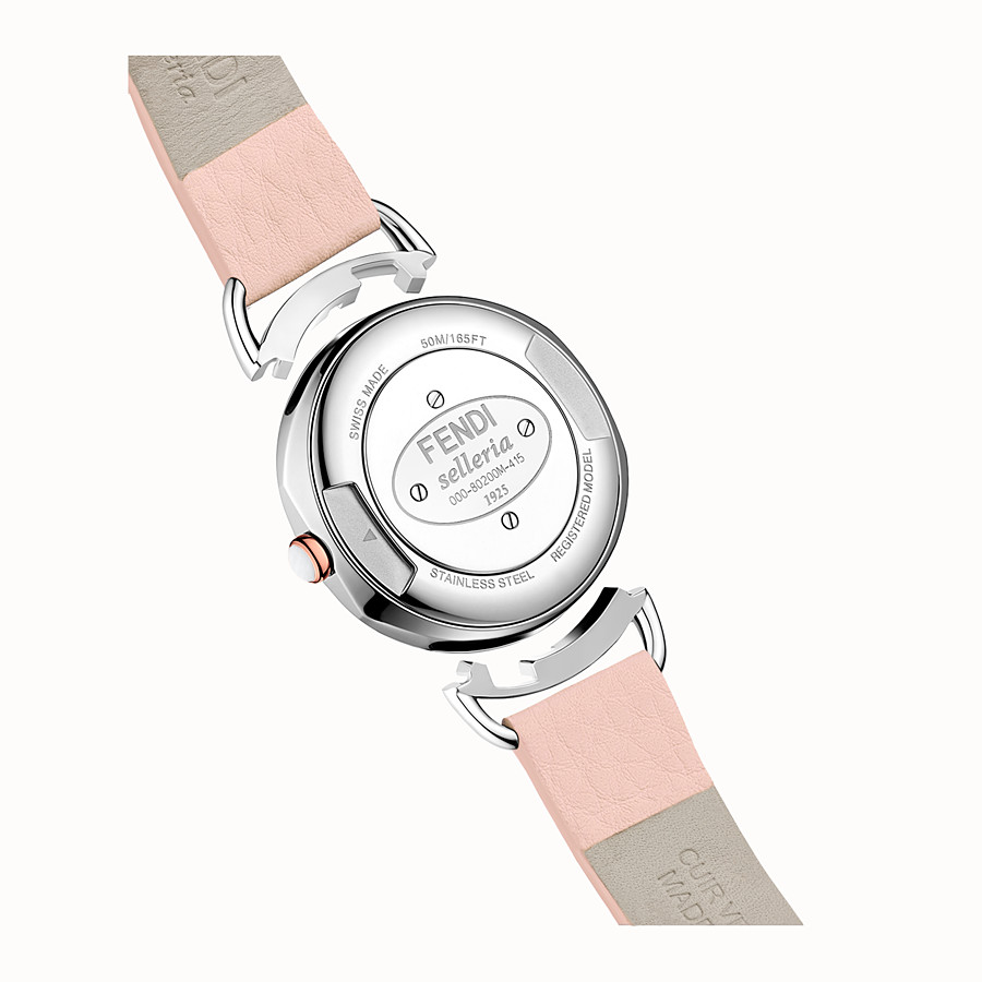 FENDI SELLERIA - 36 mm - Watch with interchangeable strap/bracelet - view 4 detail