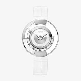 FENDI POLICROMIA - 38 mm - Watch with diamonds and mother-of-pearl - view 1 thumbnail