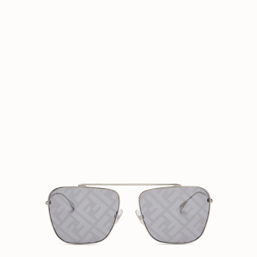 FENDI FF FAMILY - Metal sunglasses with FF logo - view 1 detail