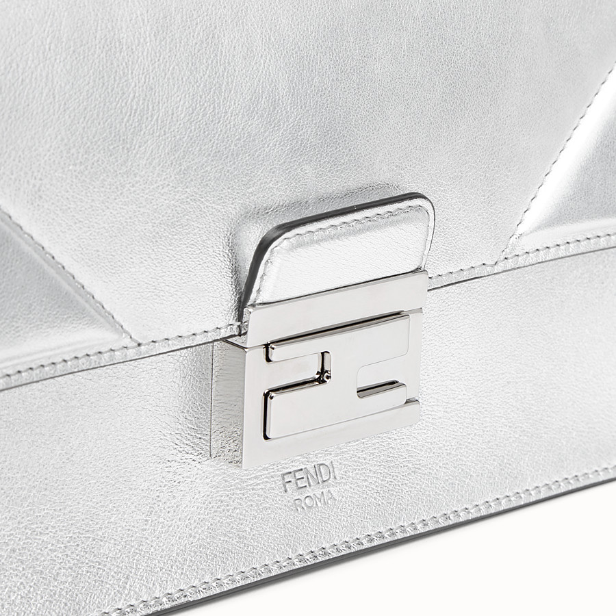FENDI KAN U SMALL - Fendi Prints On leather mini bag - view 5 detail