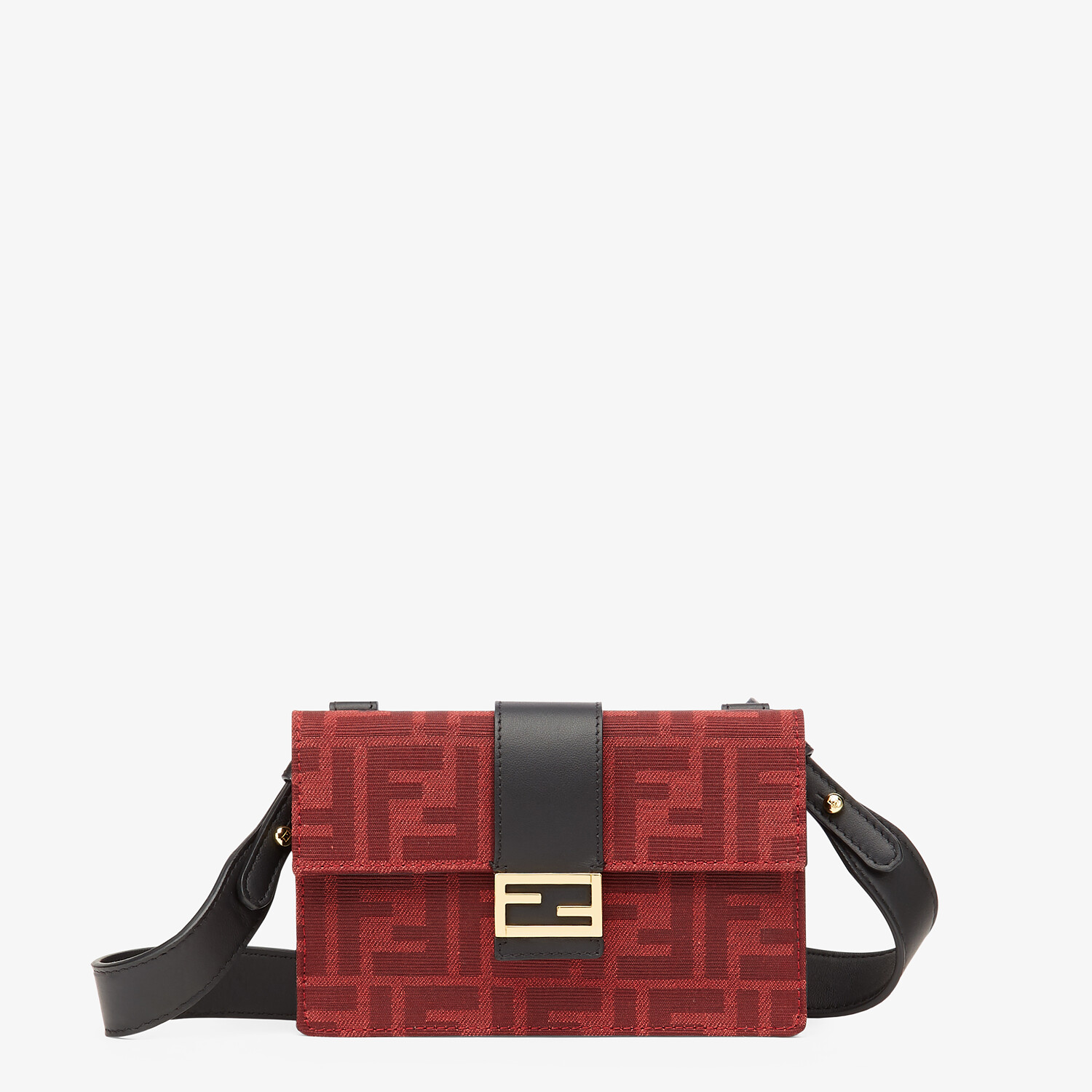 FENDI BAGUETTE POUCH - Bag from the Lunar New Year Limited Capsule Collection - view 1 detail