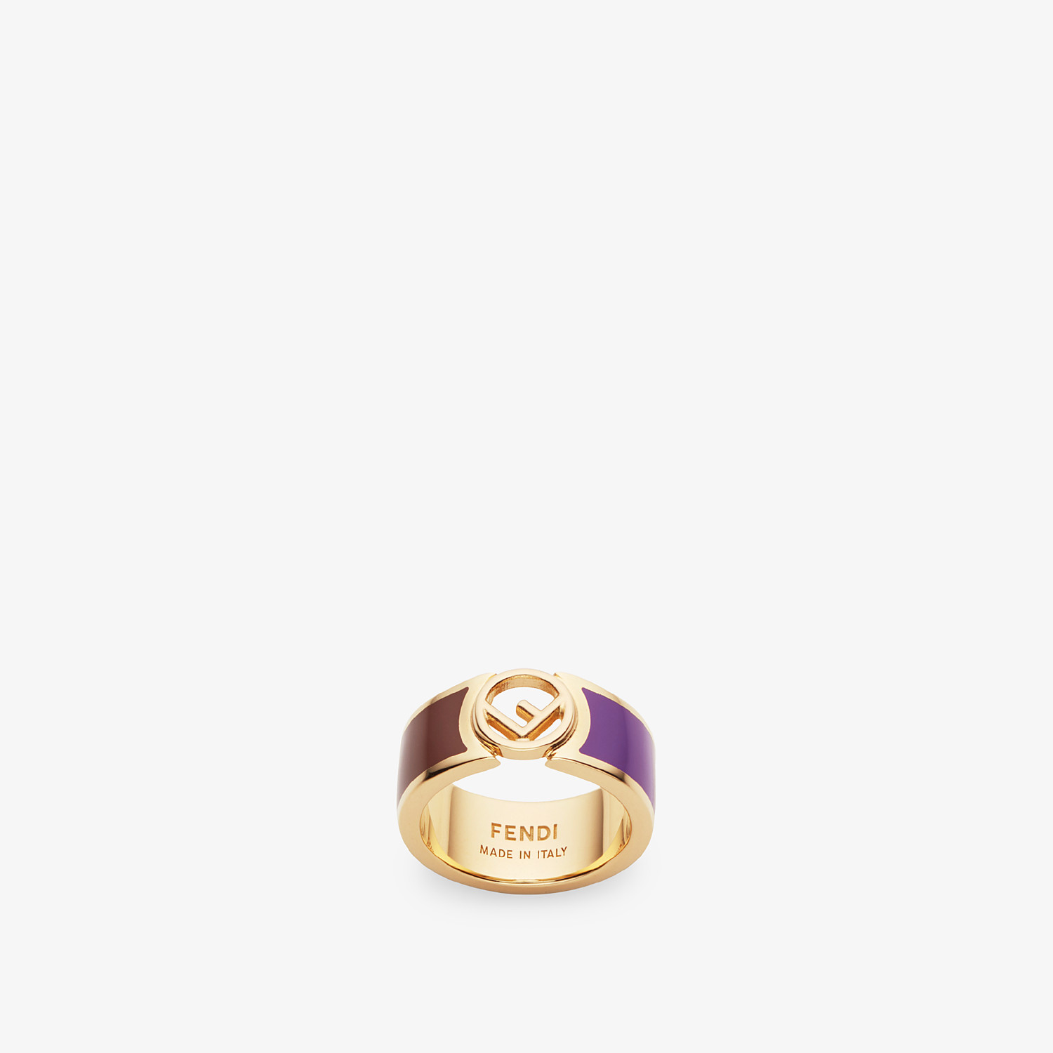 FENDI F IS FENDI RING - Multicolour ring - view 1 detail