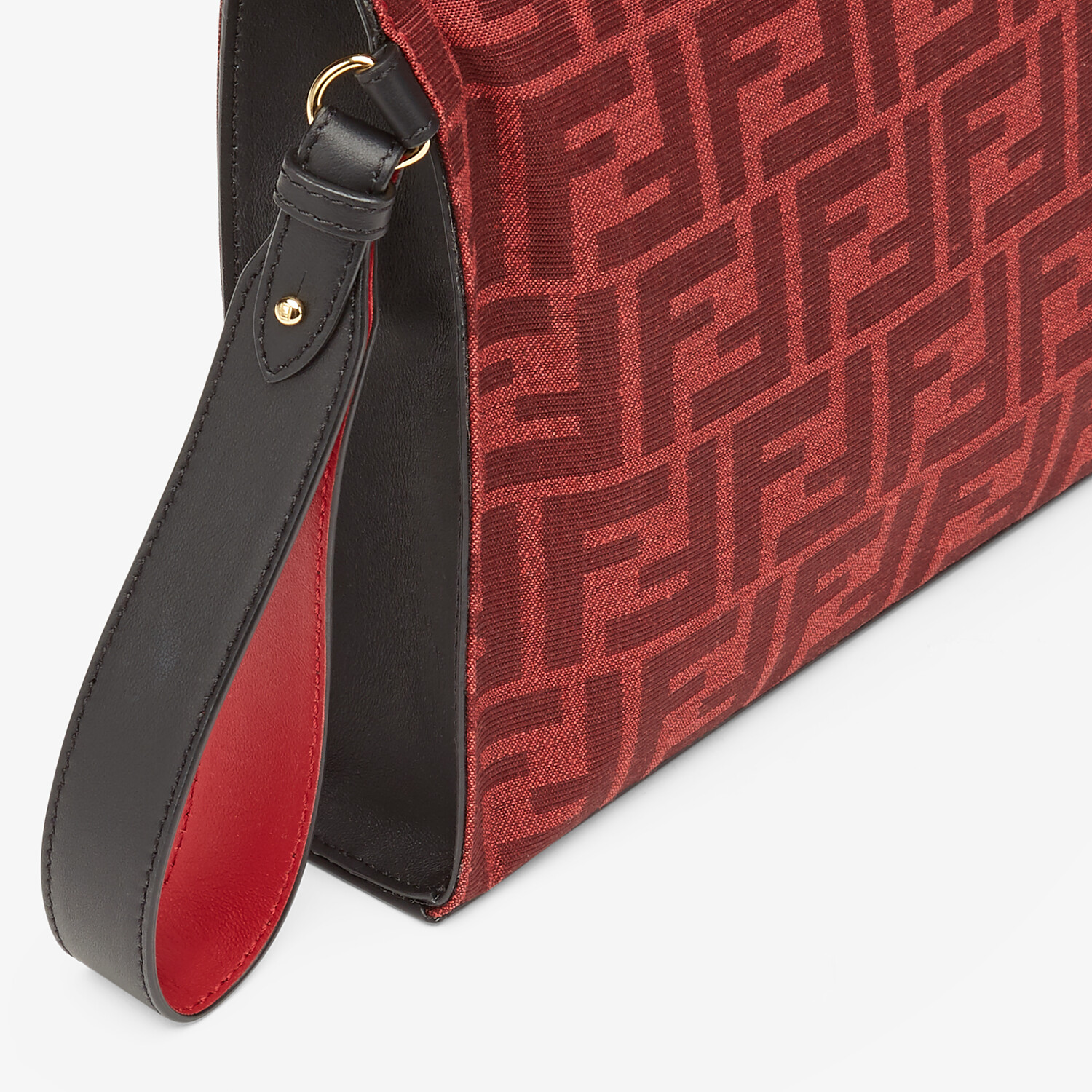 FENDI FLAT POUCH - Pouch from the Lunar New Year Limited Capsule Collection - view 5 detail