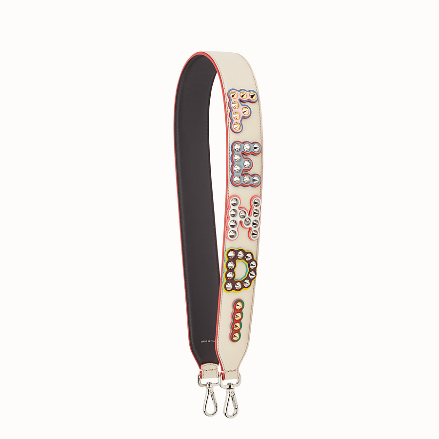 FENDI STRAP YOU - Bandolera de piel - view 1 detail
