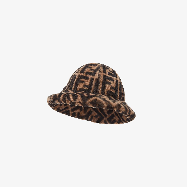 FENDI CHAPEAU CLOCHE ENFANT - Chapeau cloche enfant - view 1 detail