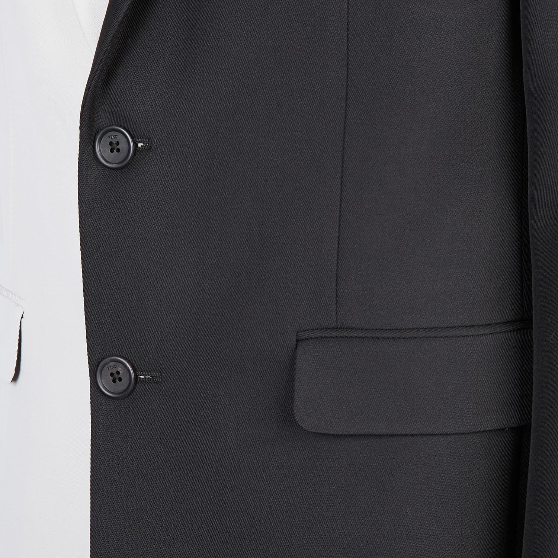 FENDI JACKET - Multicolour wool blazer - view 3 detail