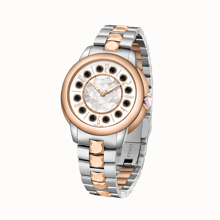 FENDI FENDI ISHINE - 33 MM - Watch with rotating gemstones - view 2 detail
