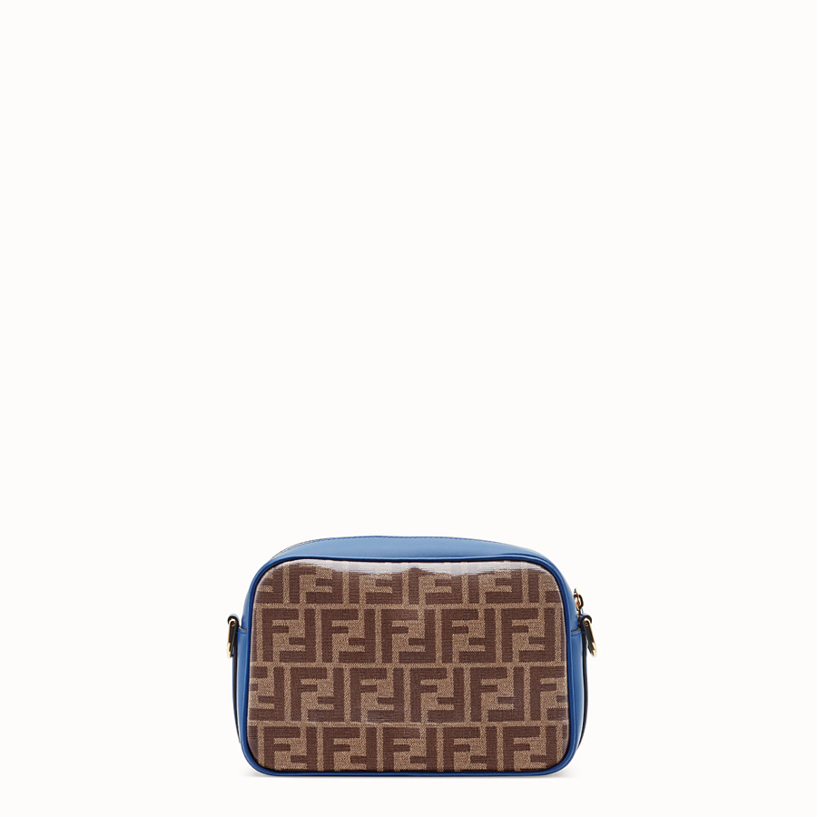 FENDI CAMERA CASE - Multicolour canvas bag - view 3 detail