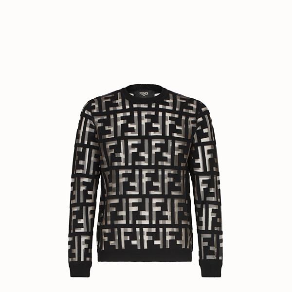 online store fa0c9 0345f Pullover e Maglioni da Uomo in Cashmere e Lana | Fendi