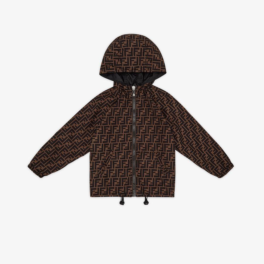 FENDI JACKE - Junior Unisex Jacke aus Nylon - view 3 detail