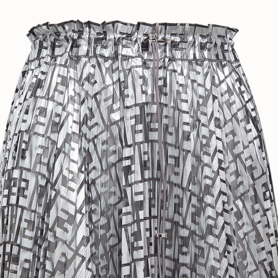 FENDI SKIRT - Fendi Prints On nylon skirt - view 3 detail