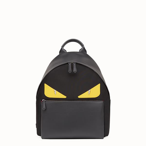 e013987eaa0 in black fur with yellow eyes - BAG BUG | Fendi