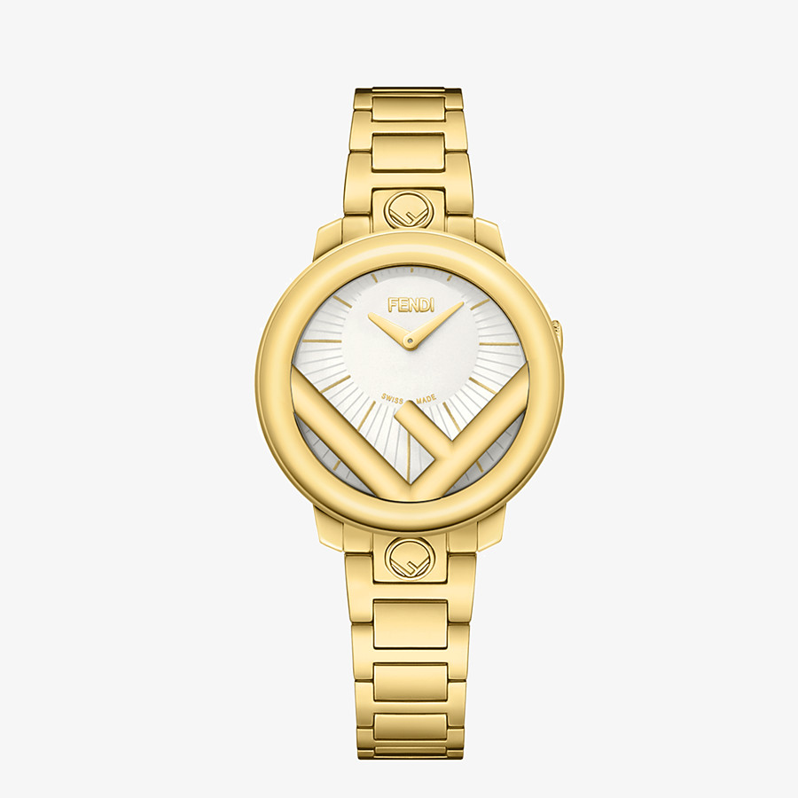 FENDI RUN AWAY - 28 mm (1.1 inch) - Watch with F is Fendi logo - view 1 detail