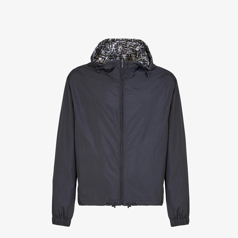 FENDI BLOUSON JACKET - Multicolor nylon jacket - view 4 detail
