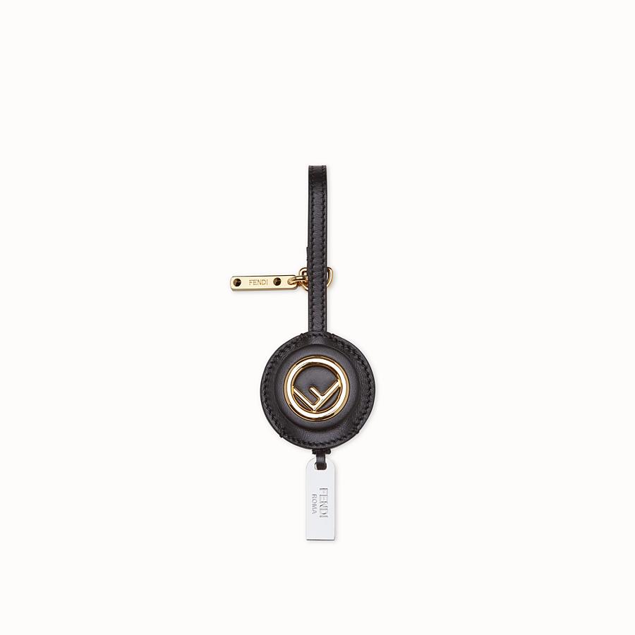 FENDI USB PENDRIVE - Pendrive aus Nappaleder in Schwarz - view 1 detail
