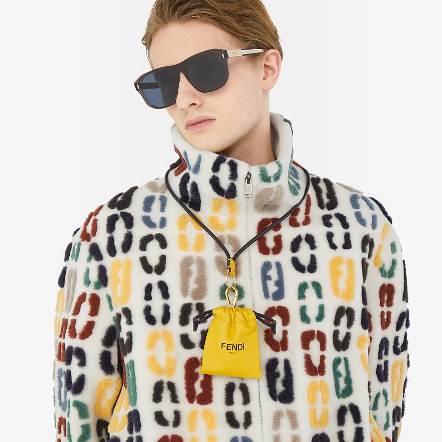 FENDI FENDI - Gray sunglasses - view 4 detail