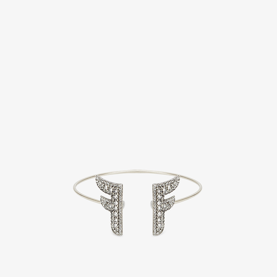 FENDI FFREEDOM BRACELET - Palladium-colored bracelet - view 1 detail
