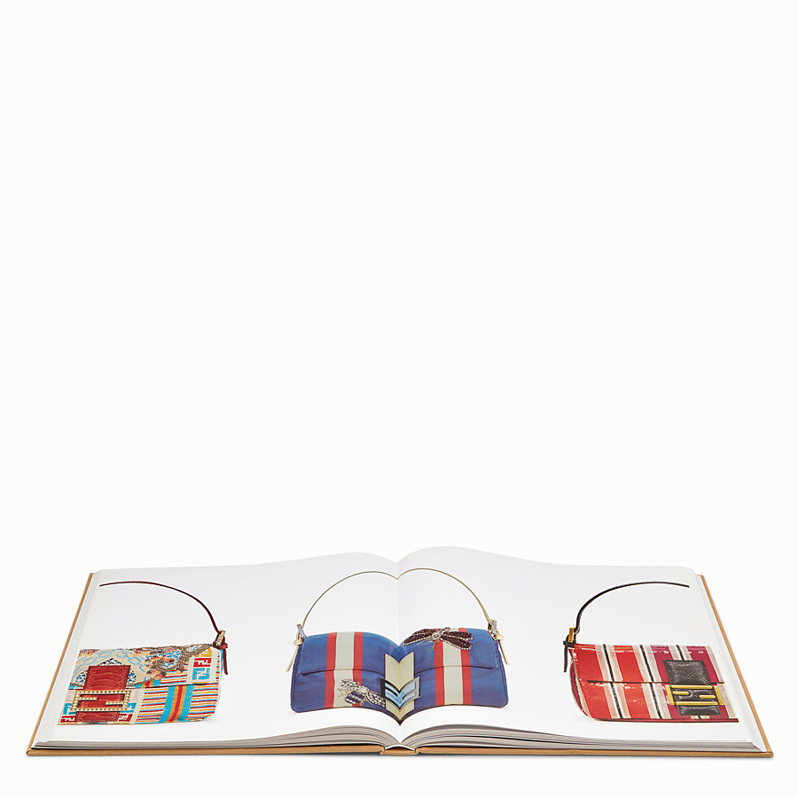 FENDI FENDI BAGUETTE - Hardcover book in English - view 3 detail