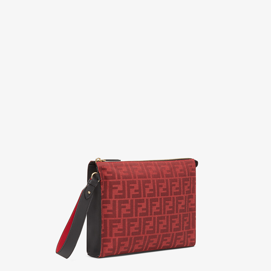 FENDI FLAT POUCH - Pouch from the Lunar New Year Limited Capsule Collection - view 2 detail