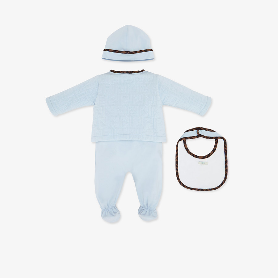 FENDI BABY KIT - Quilted cotton baby kit - view 2 detail