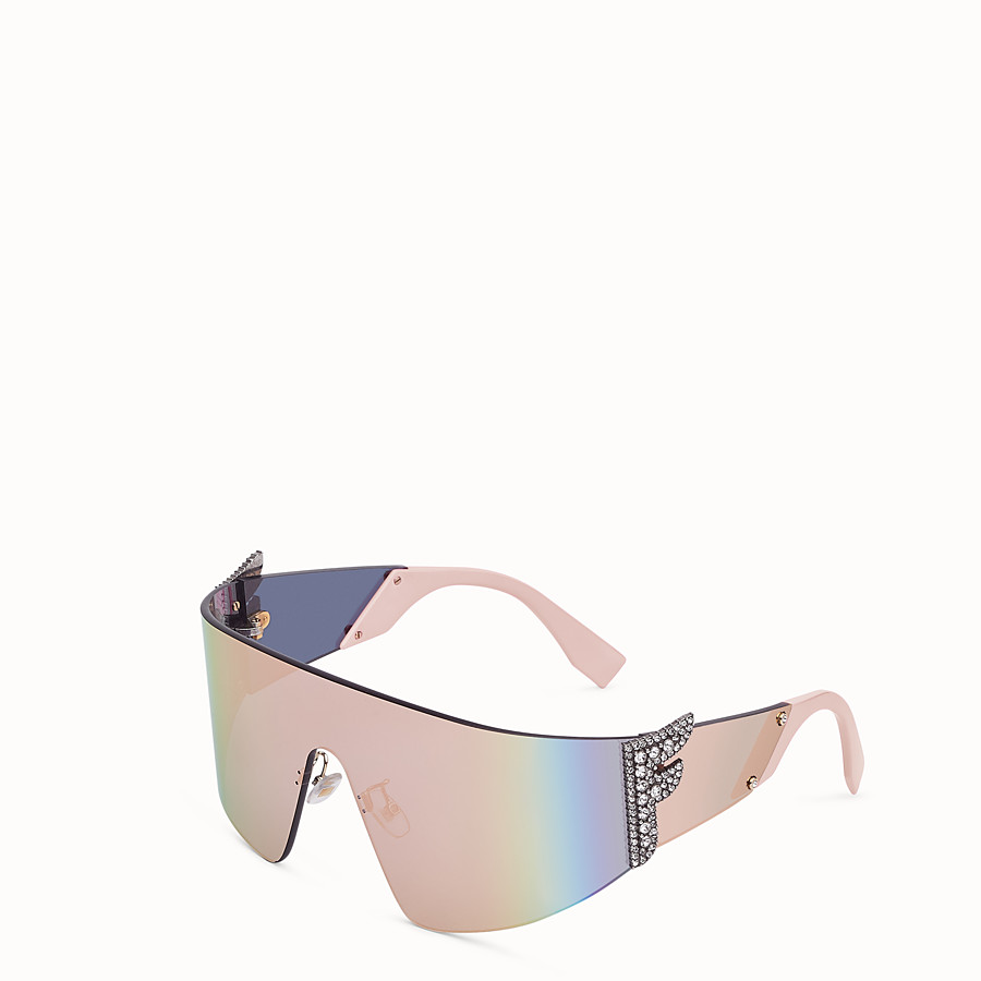 FENDI FFREEDOM - Fendi Prints On sunglasses - view 2 detail