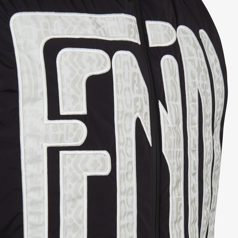 FENDI VEST - Fendi X Anrealage nylon vest - view 3 detail