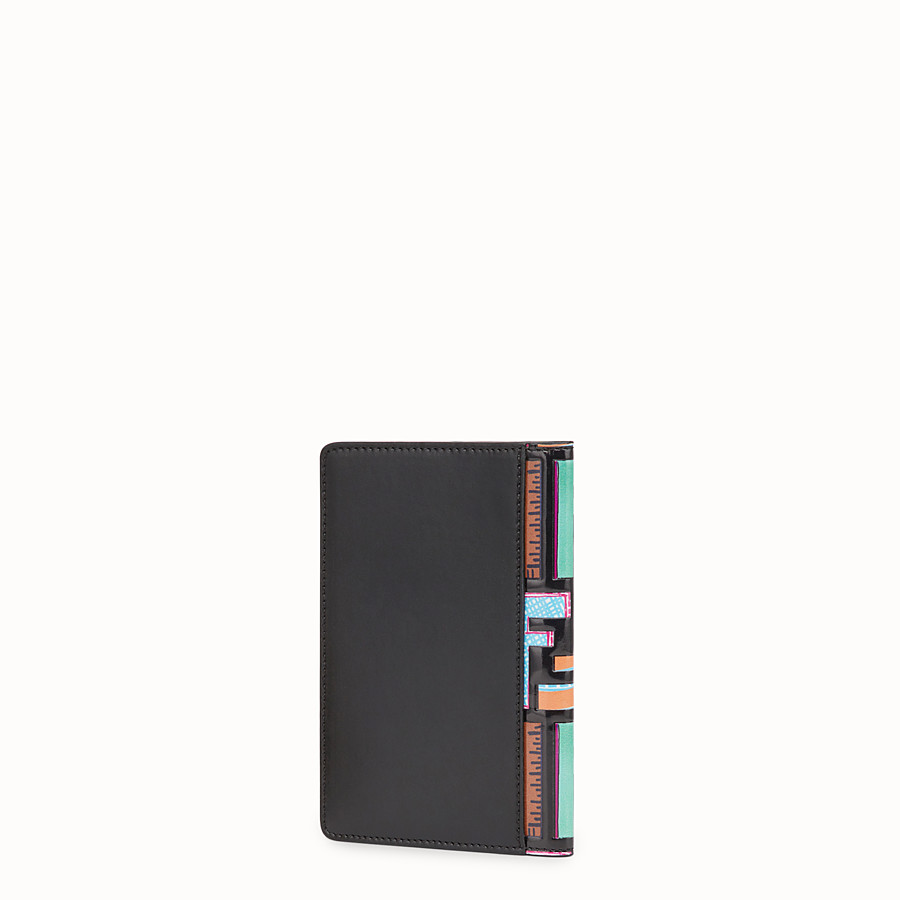 FENDI PASSPORT HOLDER - Multicolour case - view 2 detail
