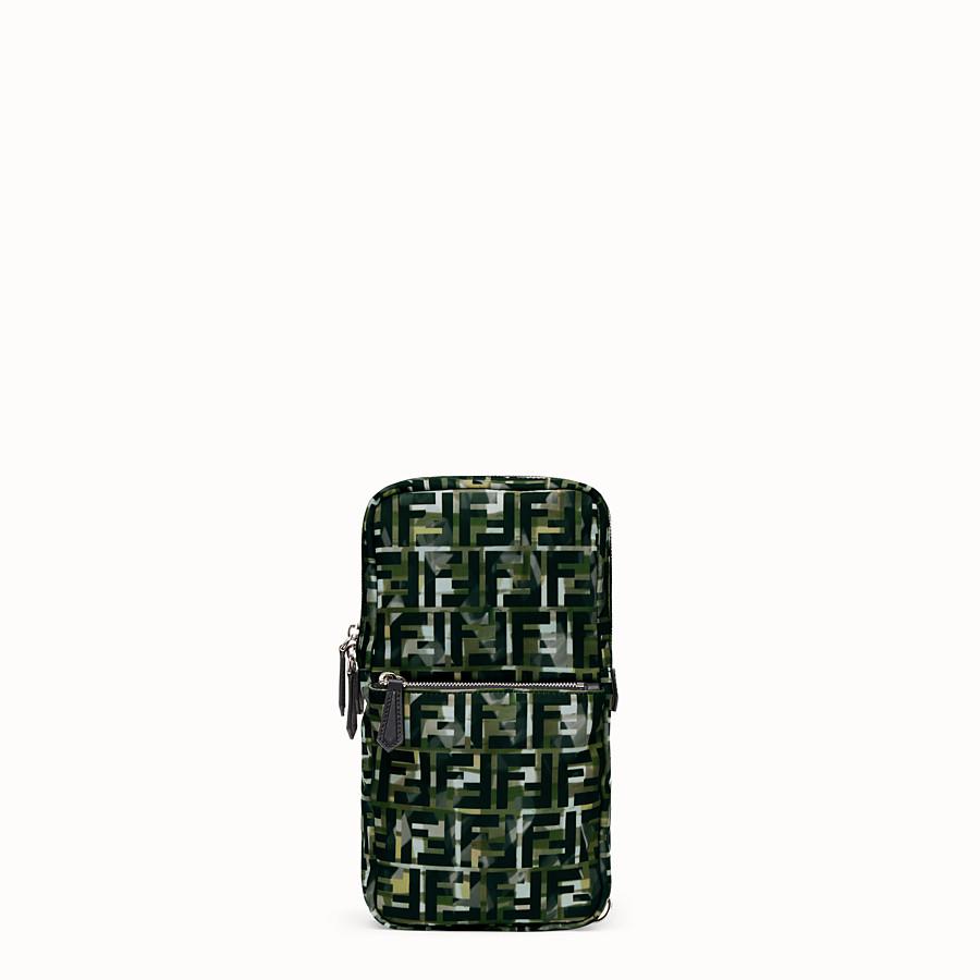 FENDI ベルトバッグ - マルチカラーナイロン ワンショルダーバックパック - view 1 detail