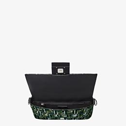 FENDI BAGUETTE - Multicolour nylon bag - view 5 thumbnail