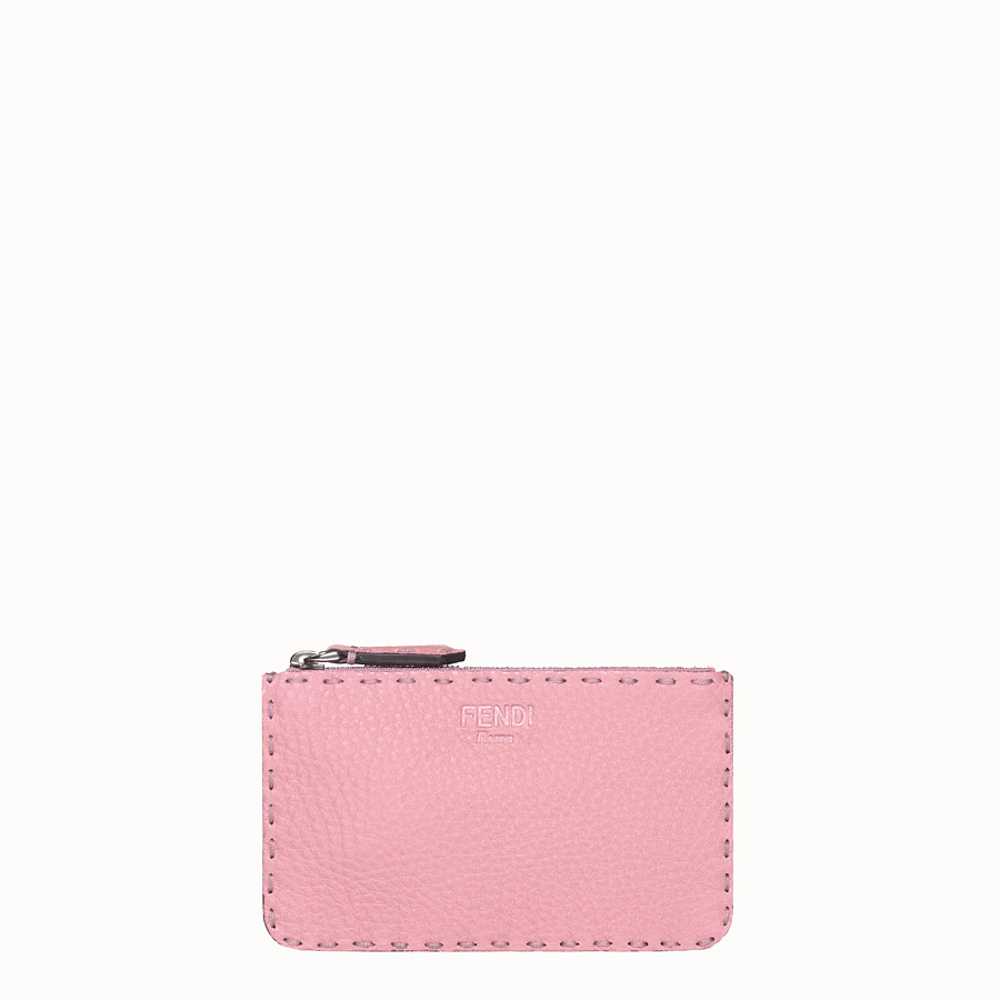 FENDI カードケース - セレリア ピンク カードケース - view 1 detail