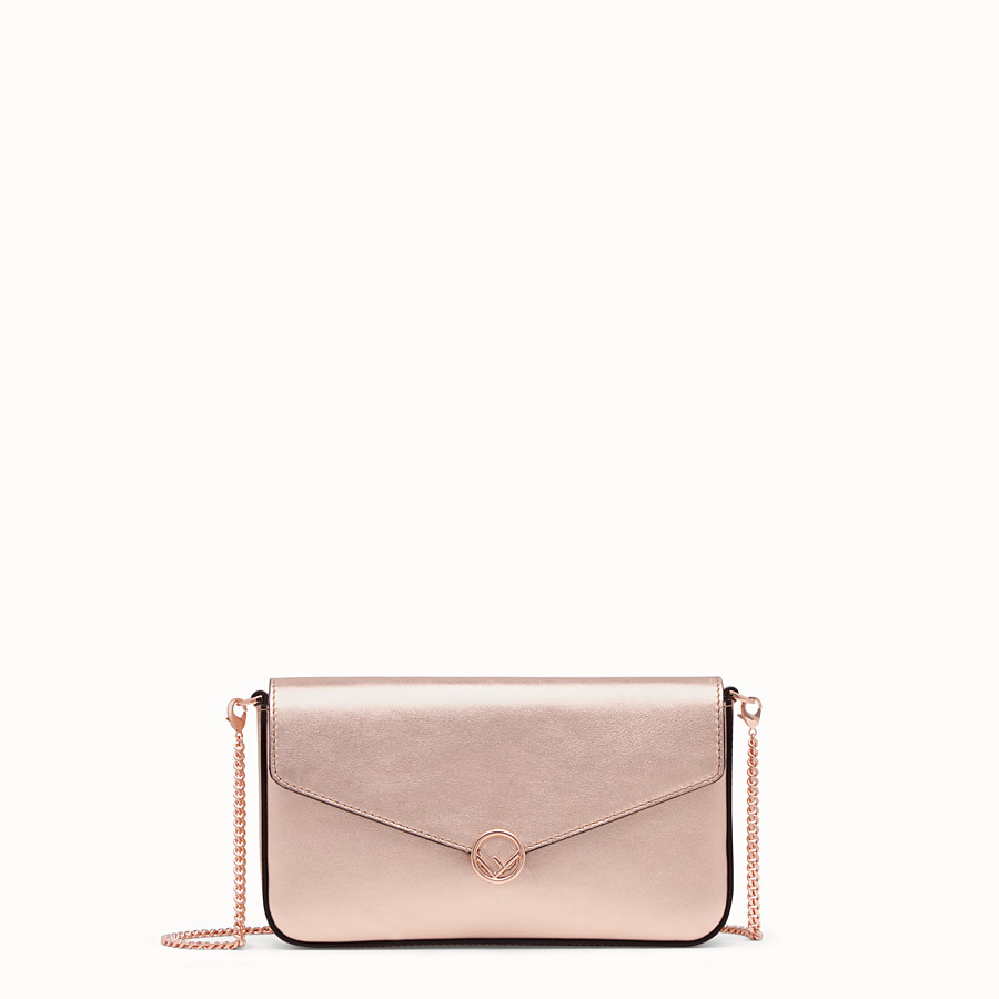 FENDI WALLET ON CHAIN WITH POUCHES - Minibag Chinese New Year Limited Capsule - vista 1 dettaglio
