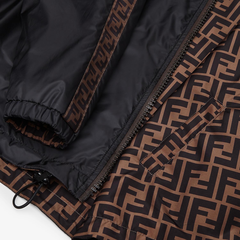 FENDI JACKE - Junior Unisex Jacke aus Nylon - view 4 detail