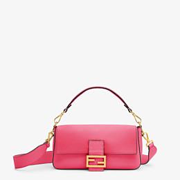 FENDI BAGUETTE - Fendi Roma Amor leather bag - view 1 thumbnail