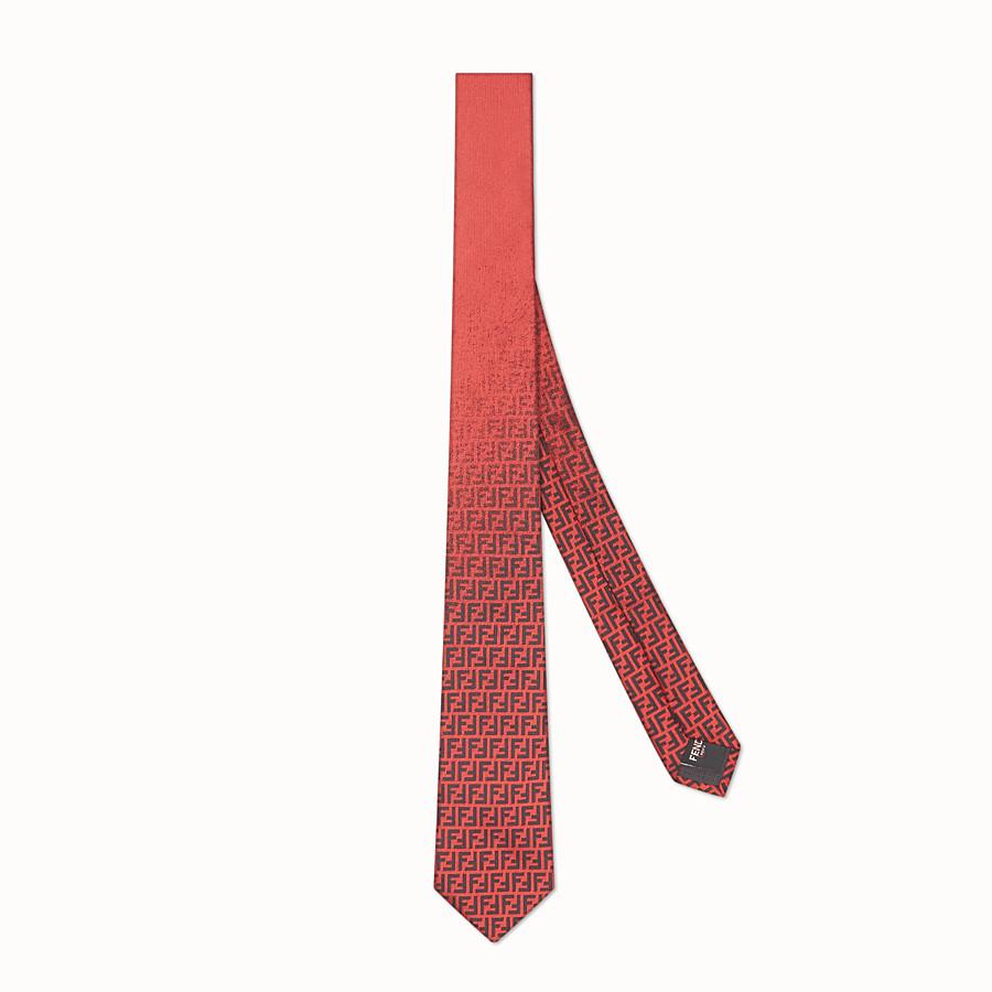FENDI CRAVATTA - Cravatta in seta - vista 1 dettaglio
