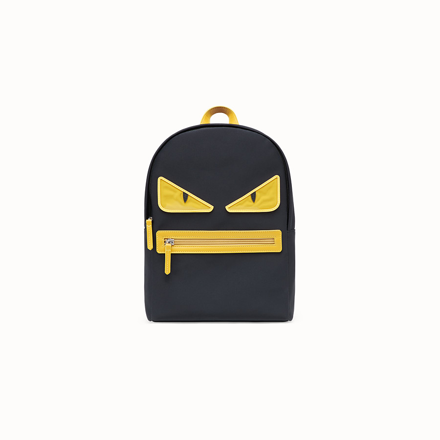 FENDI BABY BACKPACK - Multicolour neoprene backpack - view 1 detail