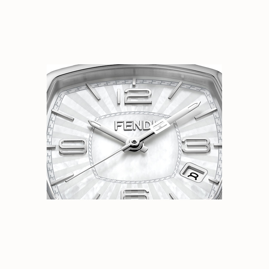 FENDI MOMENTO FENDI - 31.5 x 32 mm - Watch with strap - view 3 detail