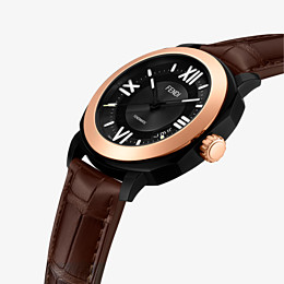 FENDI SELLERIA - 42 mm (1.7 inch) - Automatic watch with interchangeable straps - view 2 thumbnail