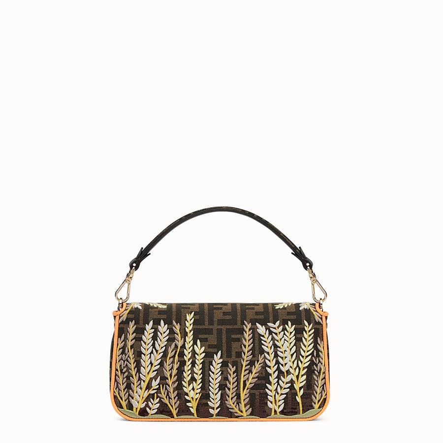 FENDI BAGUETTE - Multicolour fabric bag - view 3 detail