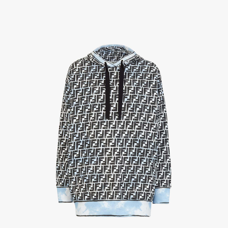 FENDI SWEATSHIRT - Fendi Roma Joshua Vides cotton sweatshirt - view 1 detail
